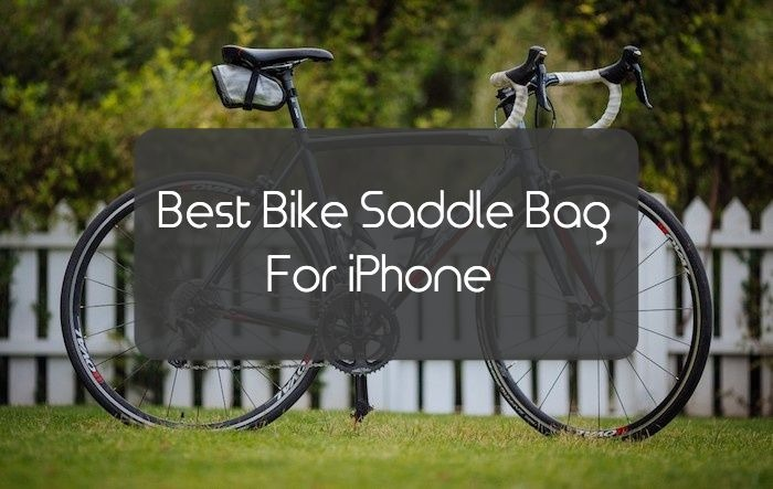 Best Bike Saddle Bag For iPhone